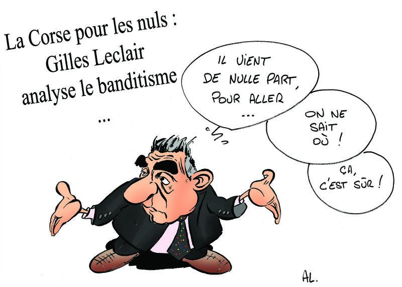 Gilles leclair